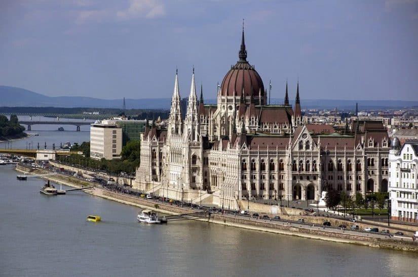 Feriados em Budapeste