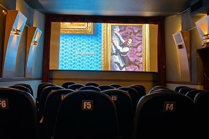 pontos turísticos de Petrópolis cinema
