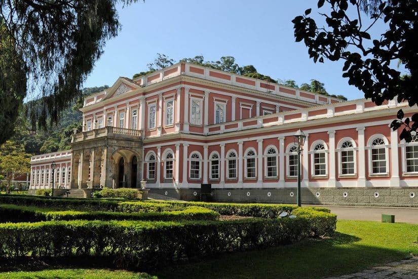 museu imperial no Rio de Janeiro