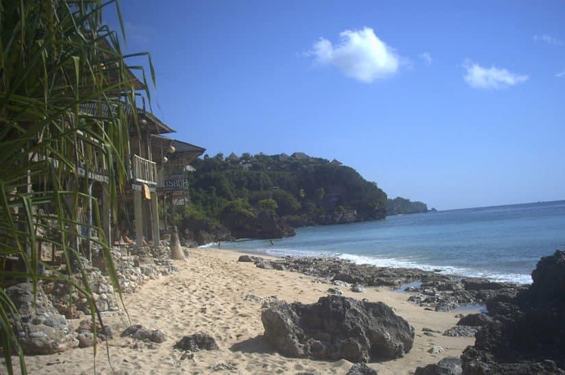 uluwatu praias