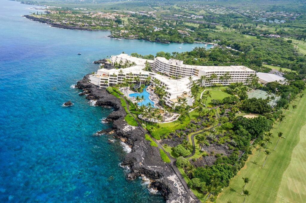 resort em kona hawaii