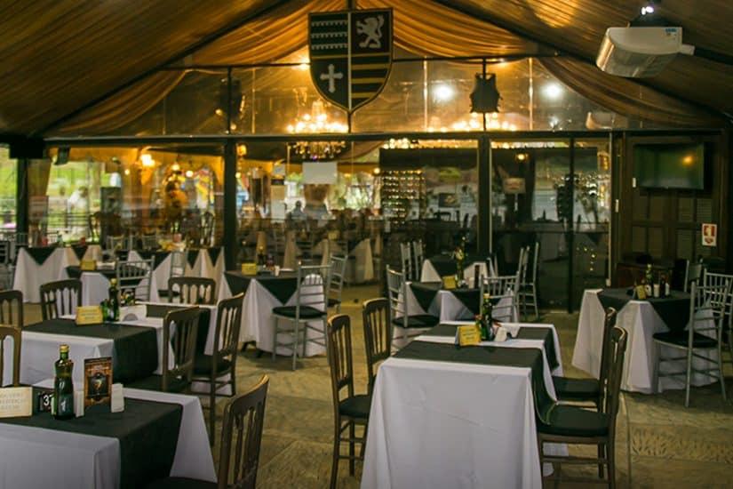 Restaurantes no Distrito de Itaipava