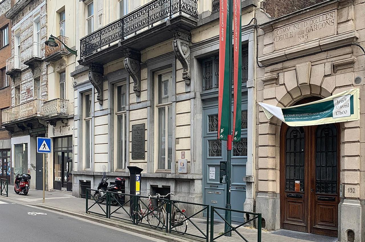 artistas belgas