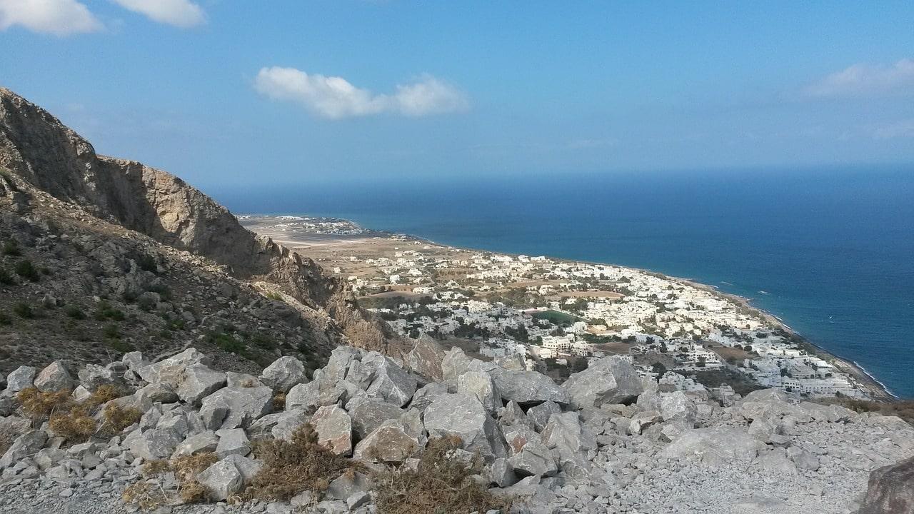 Kamari, Grecia