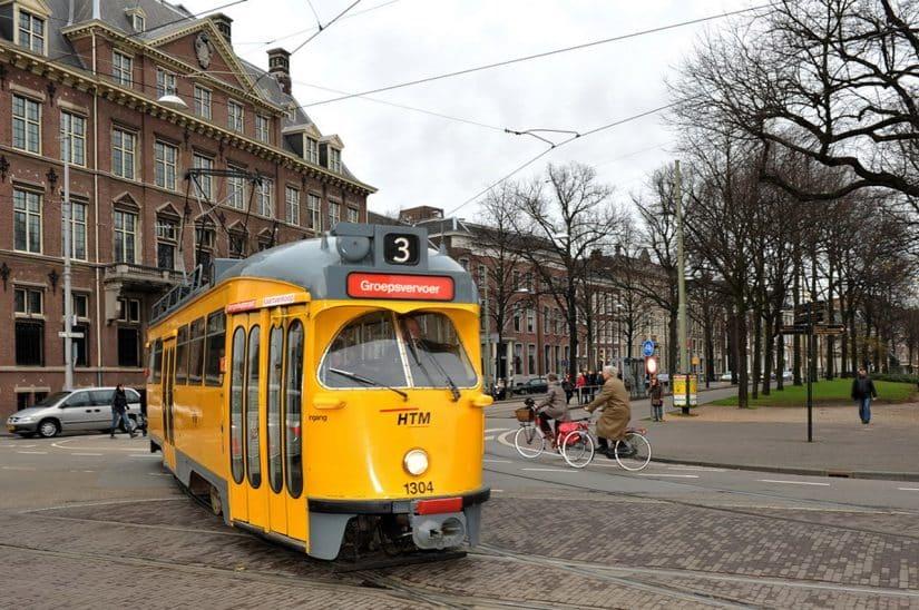 como se locomover em Bruges