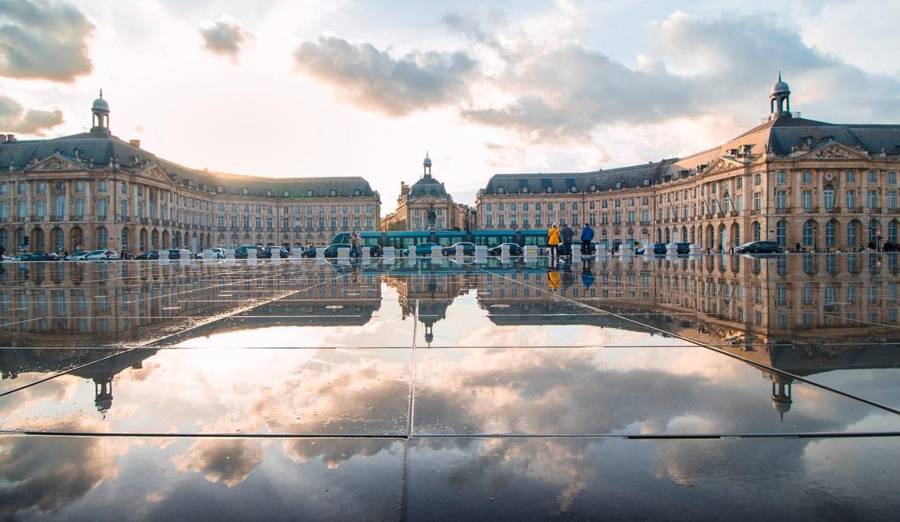 Fotos da França bordeaux