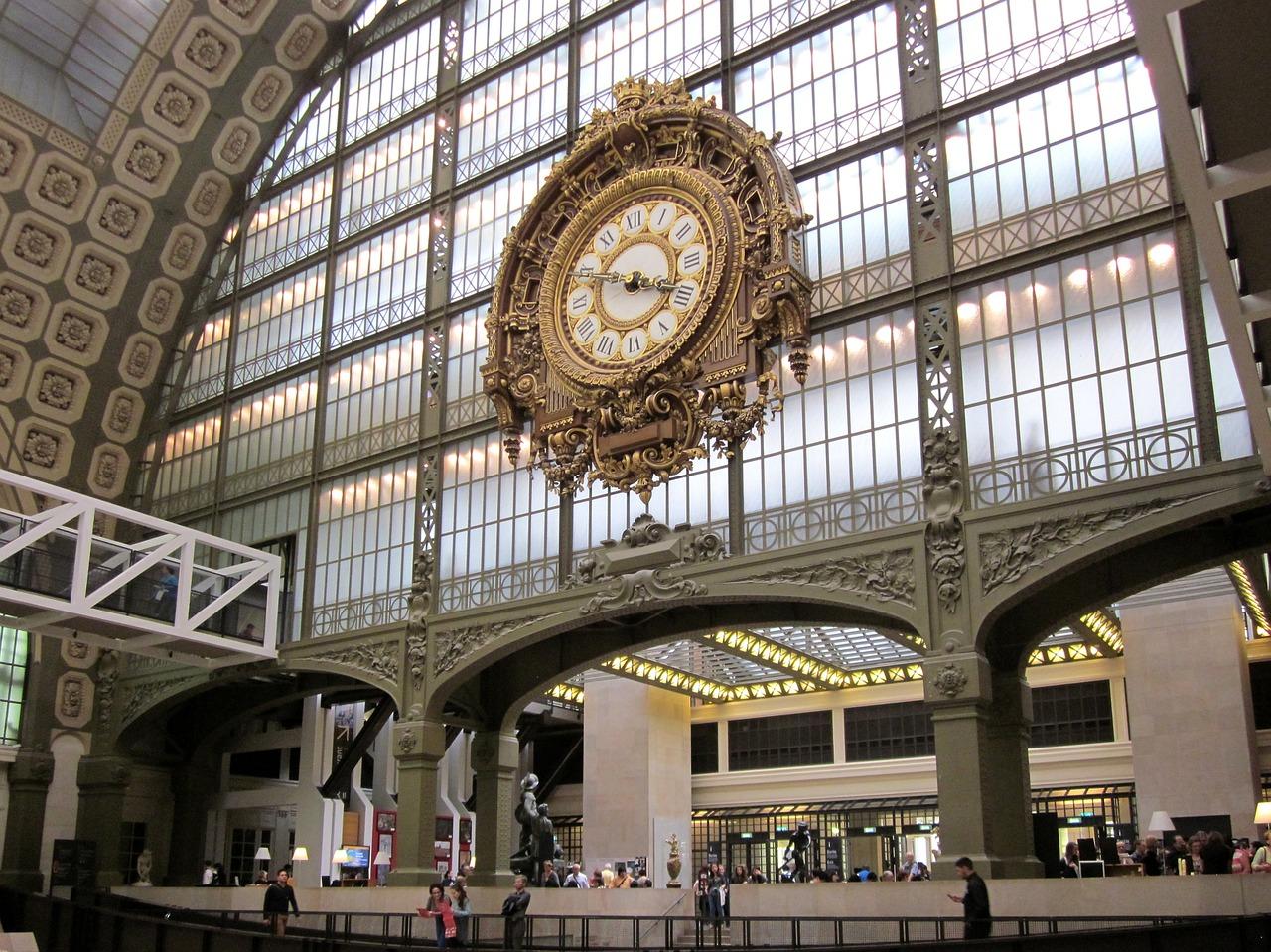 fotos de paris museu dorsay