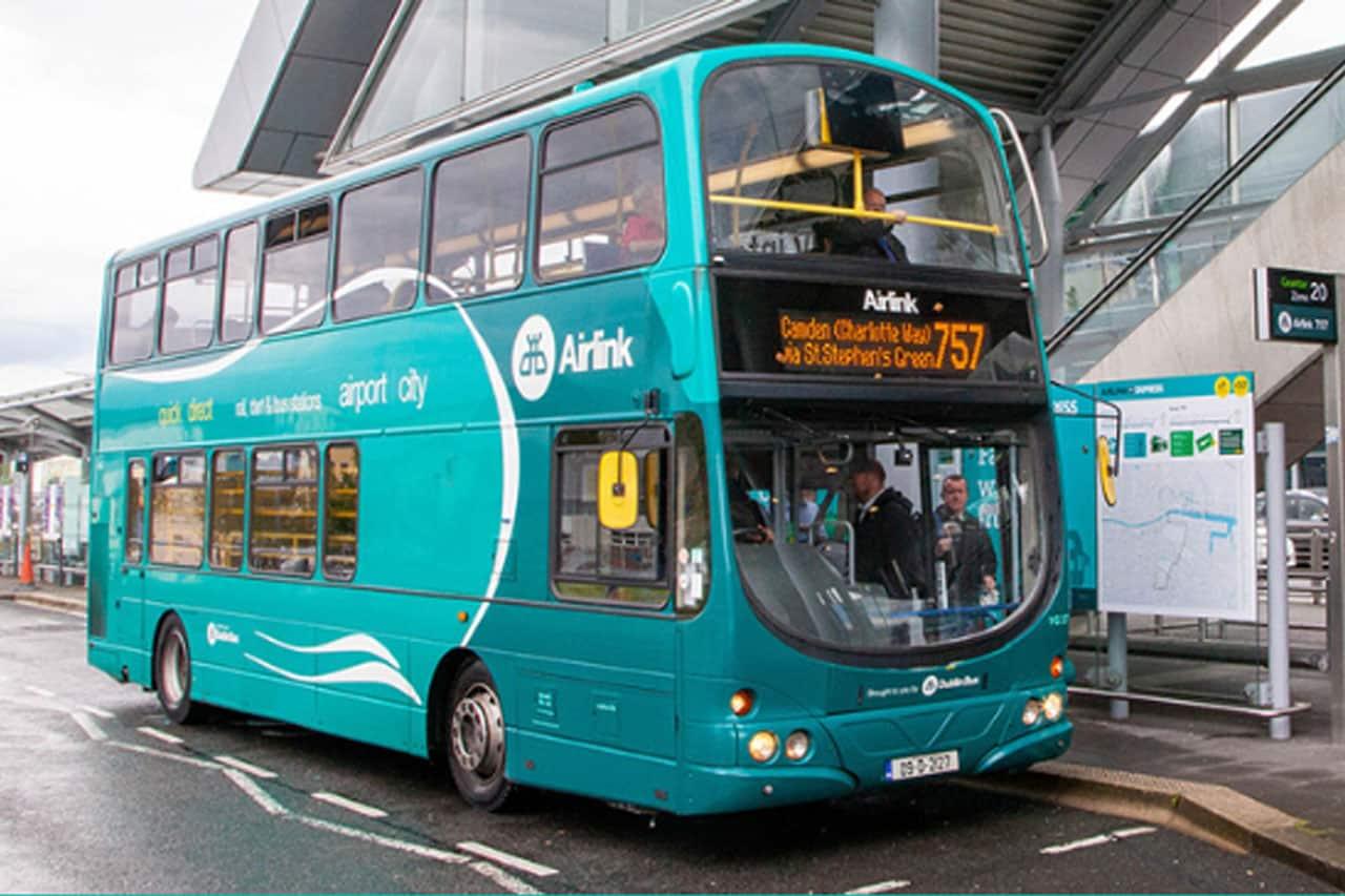 Dublin Bus Airlink 747