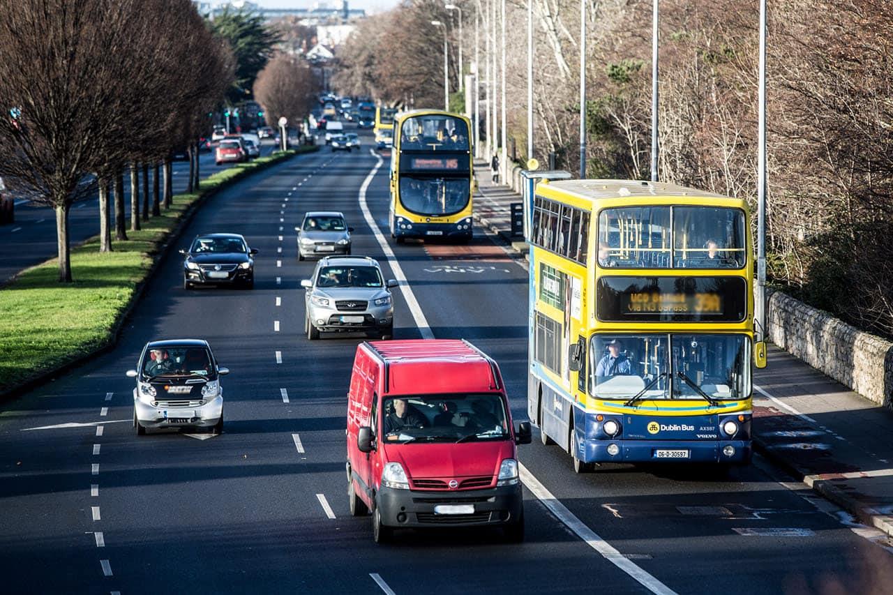 Tem Uber em Dublin?