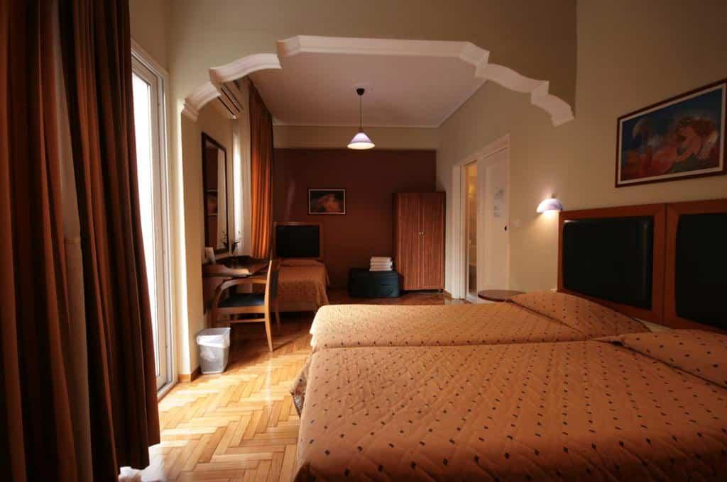 Hotéis na Grécia