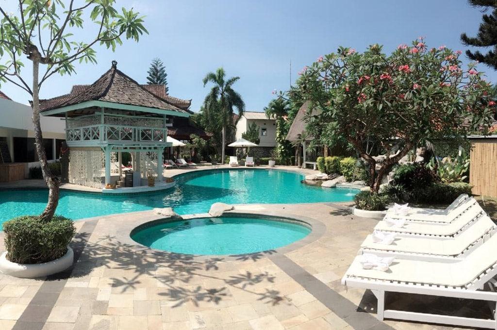 resort em Semiyak