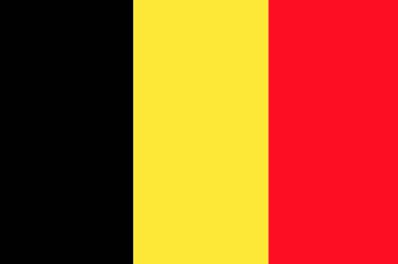 belgica bandeira