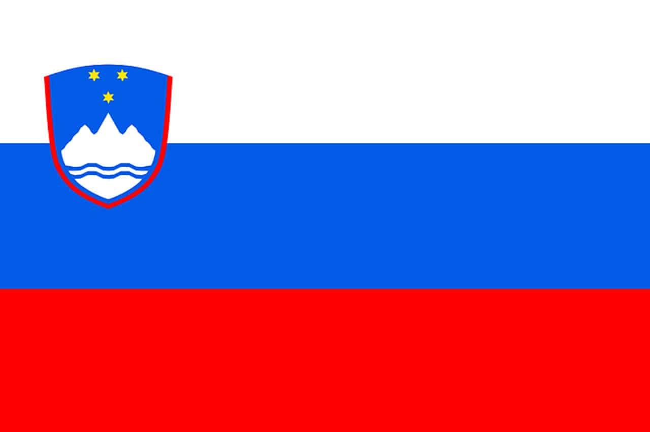 eslovenia bandeira