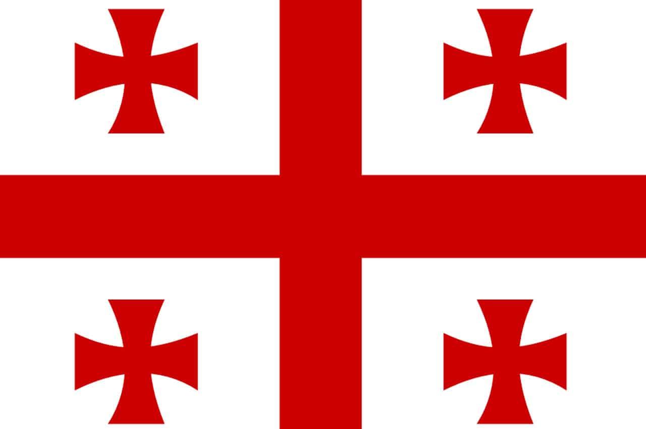 georgia bandeira
