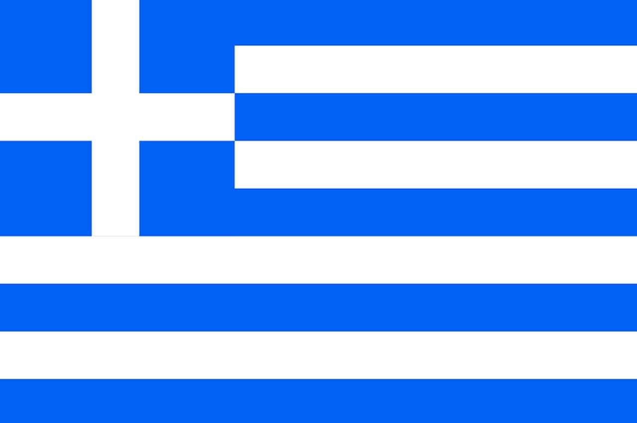 grécia bandeira