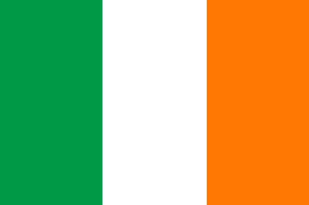 irlanda bandeira