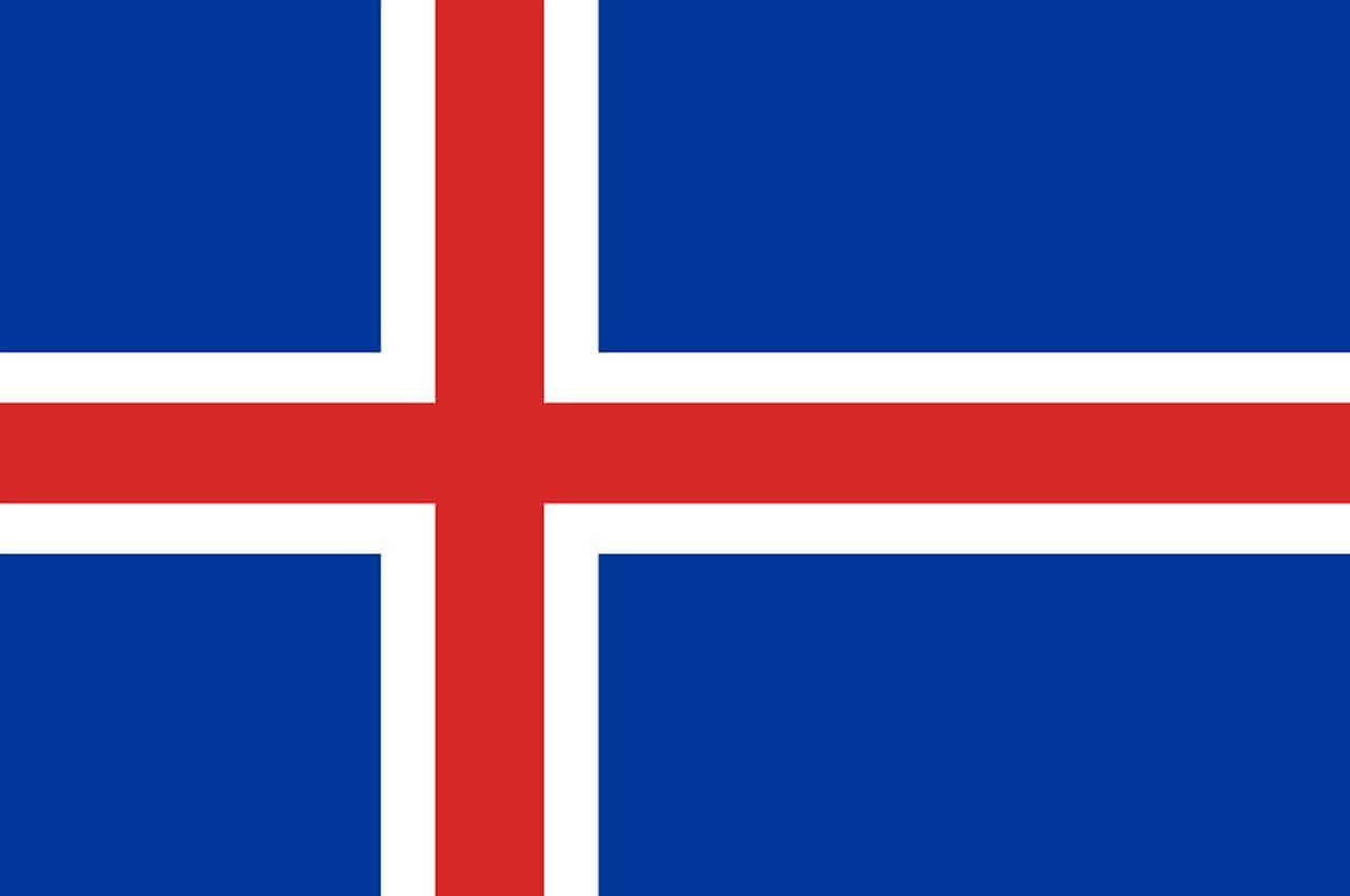 islandia bandeira