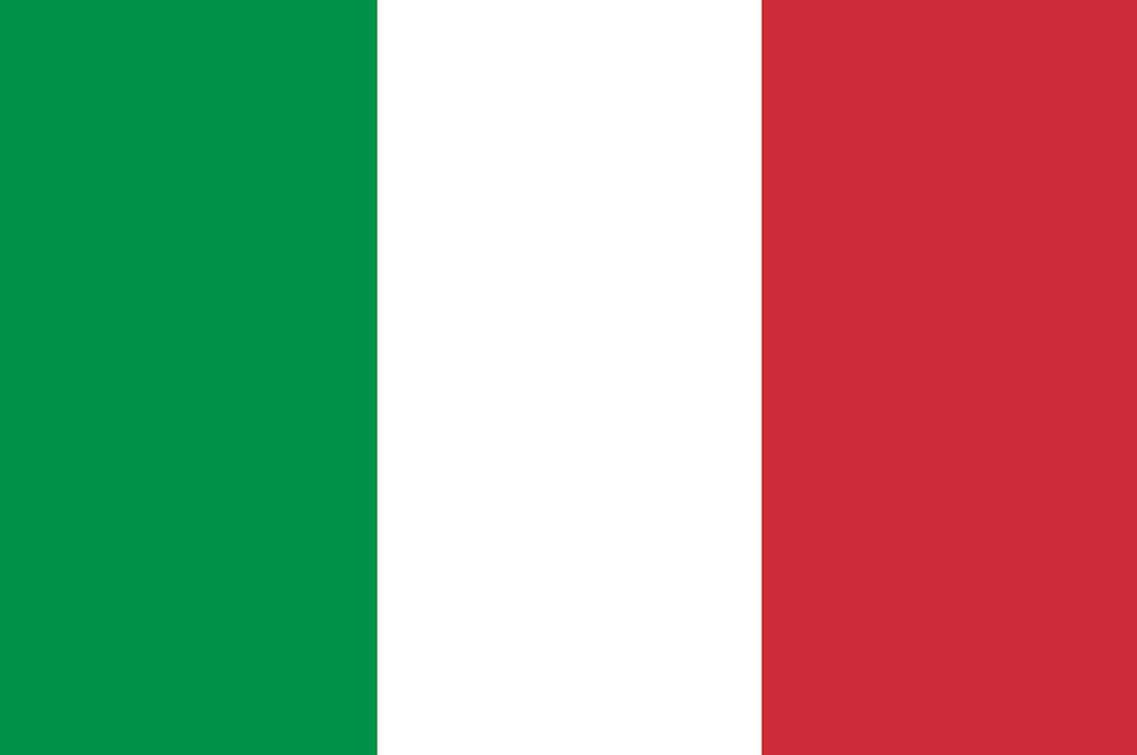 italia bandeira