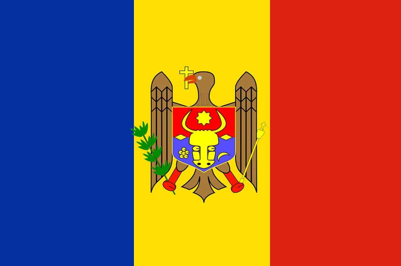 moldavia bandeira