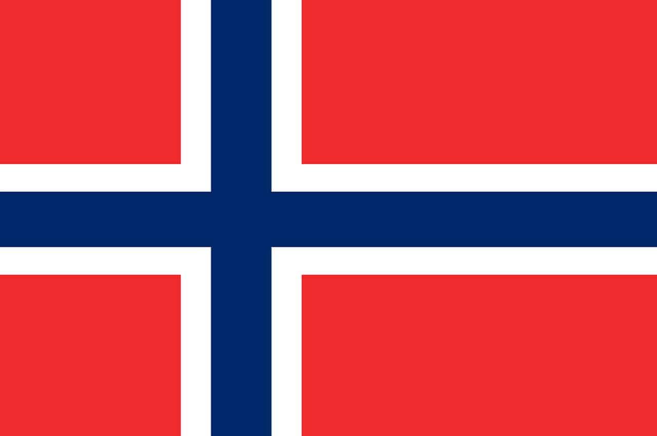 noruega bandeira
