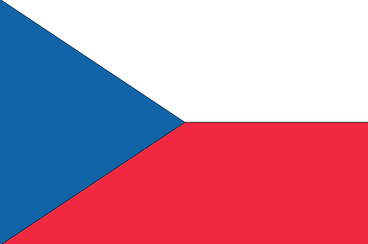 república tcheca bandeira