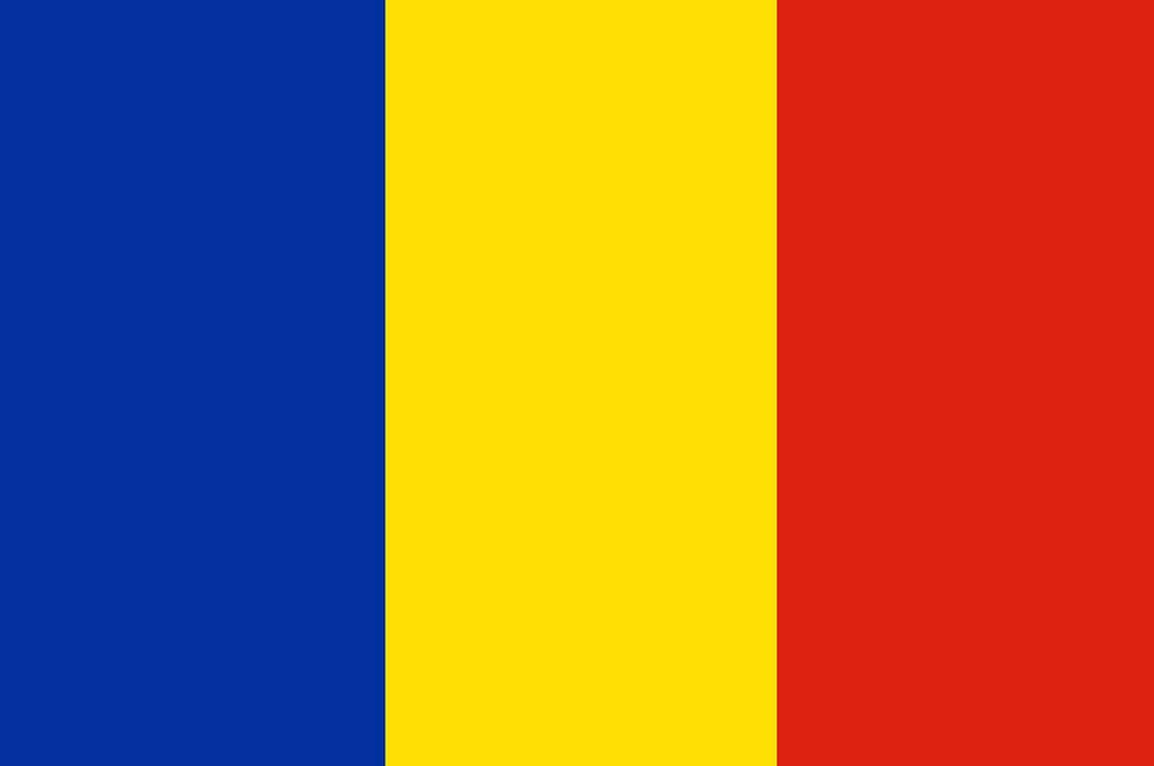 romenia bandeira