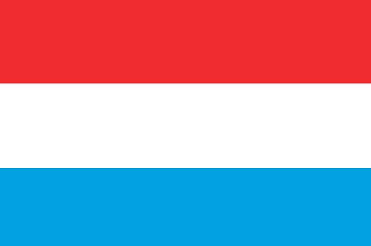 luxemburgo bandeira