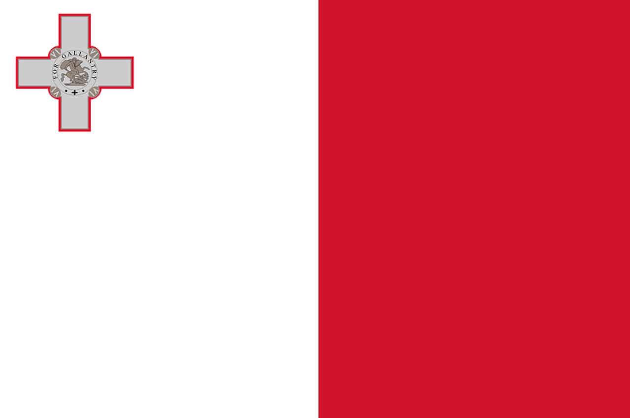 malta bandeira