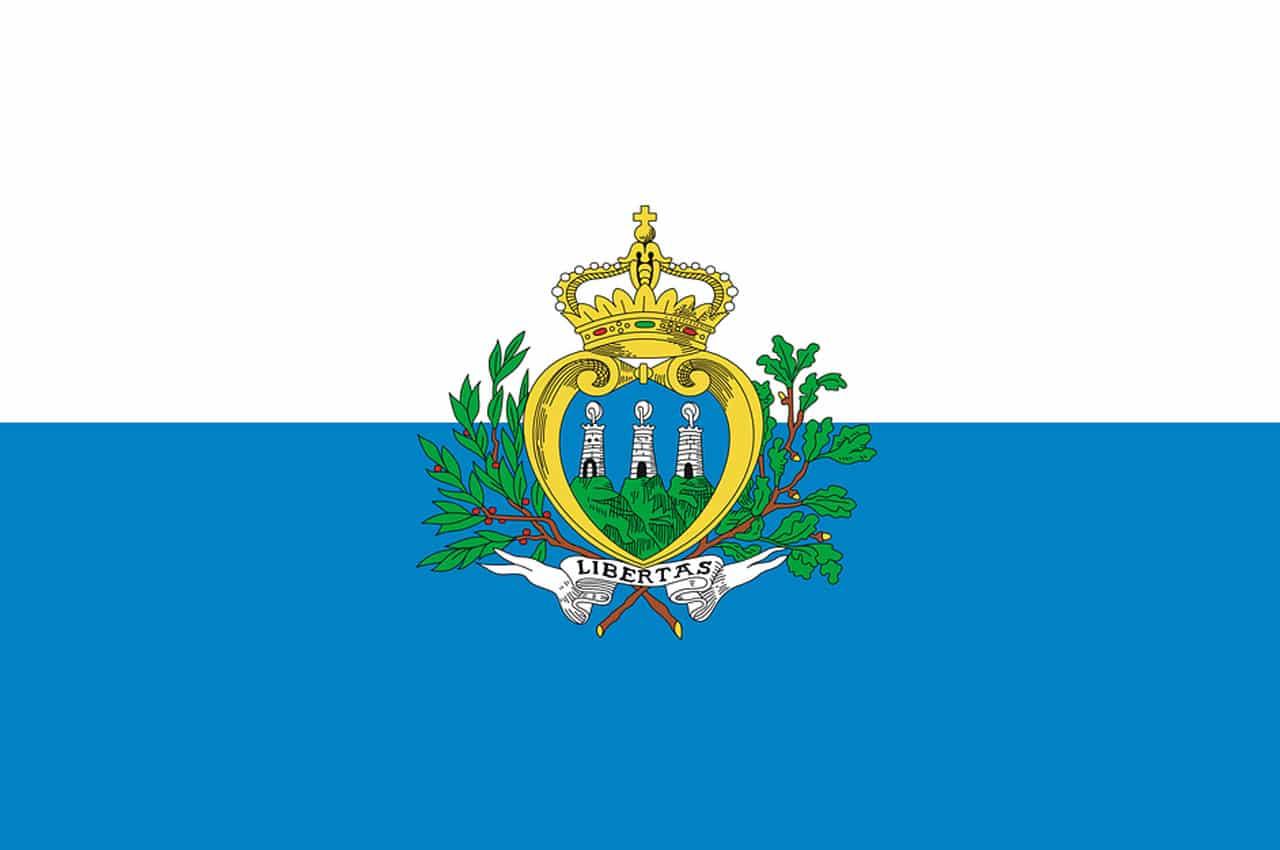 san amrino bandeira