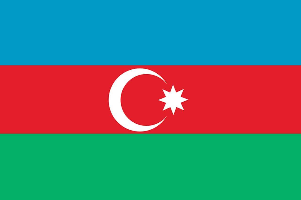 azerbaijão bandeira