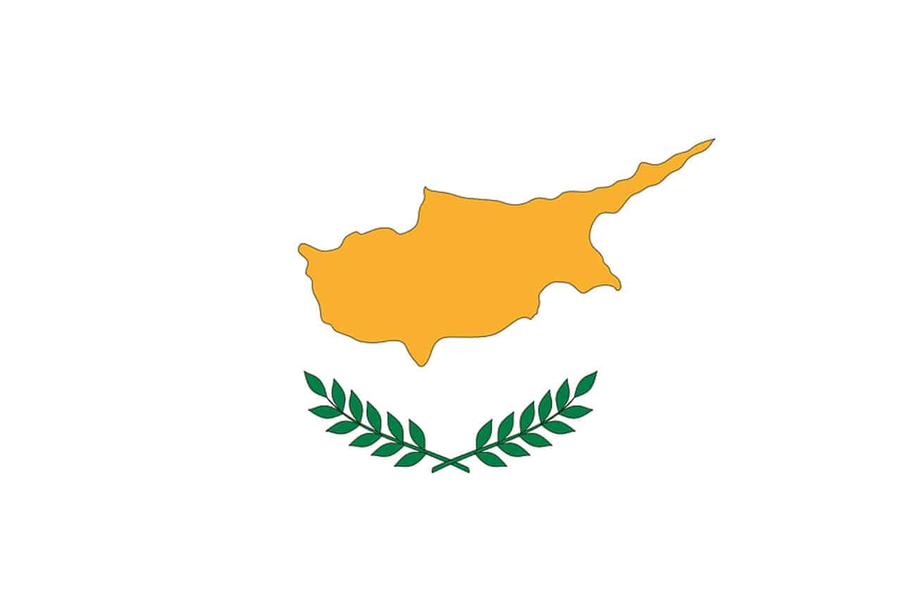 chipre bandeira