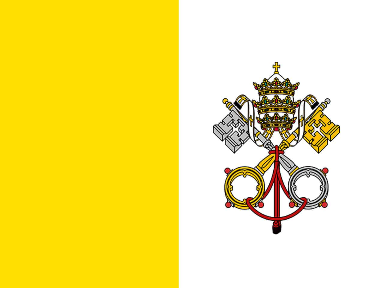 vaticano bandeira