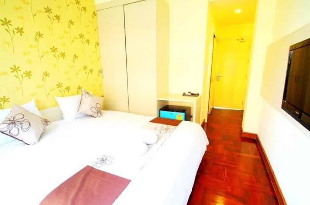 hotéis perto do grande palacio bangkok