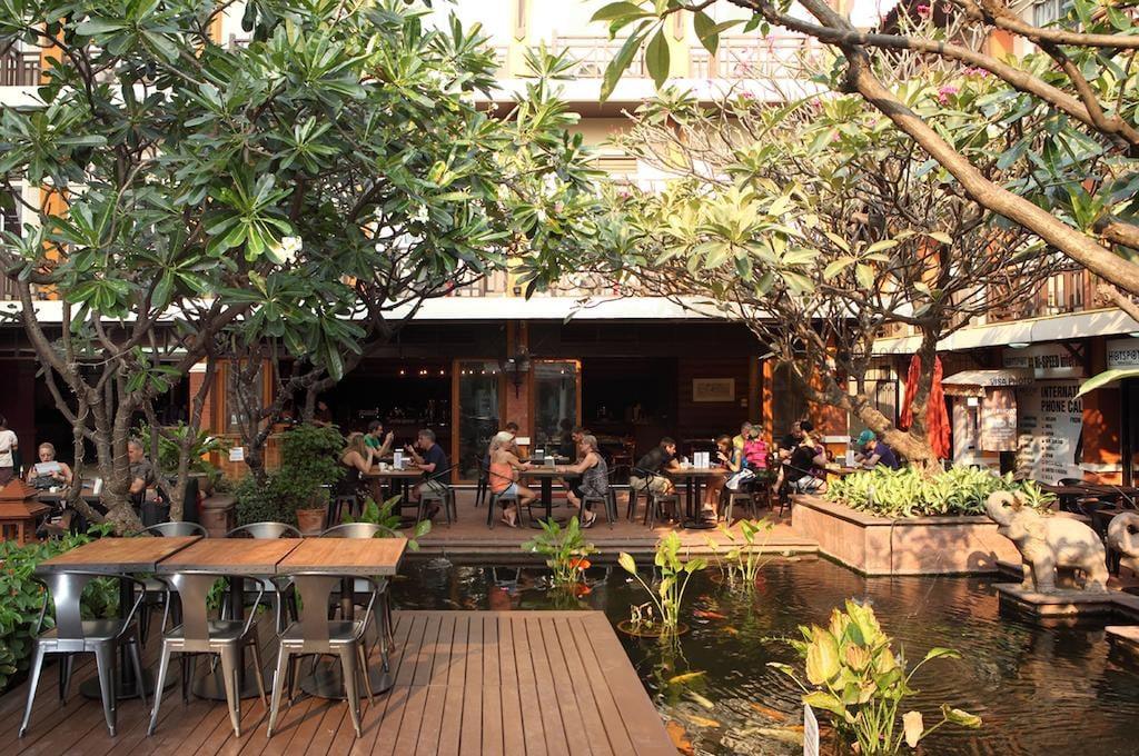 hoteis em old town bangkok