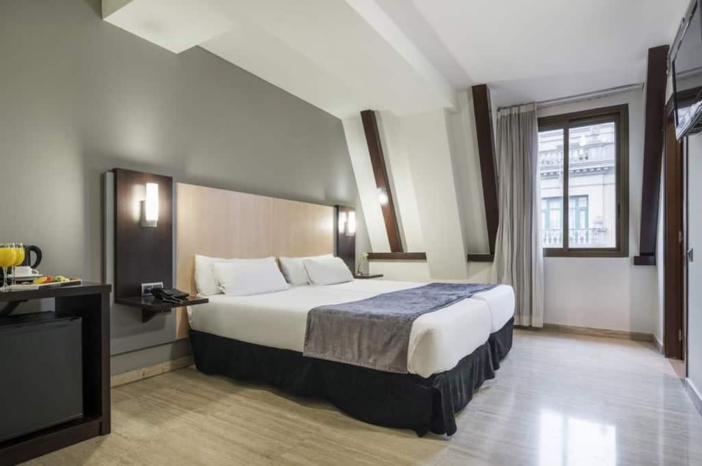 hoteis modernos em barcelona