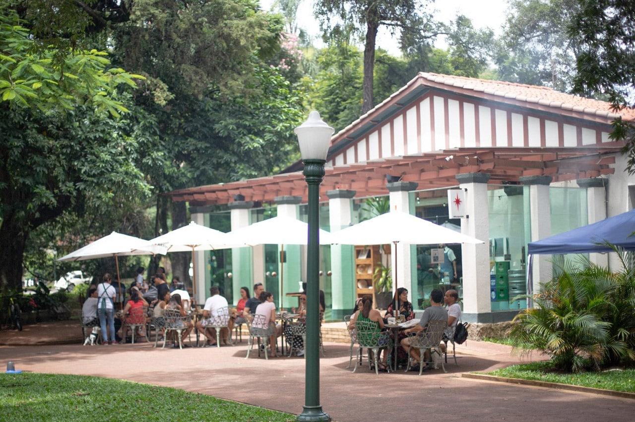 lugares para comer em Poços de Caldas