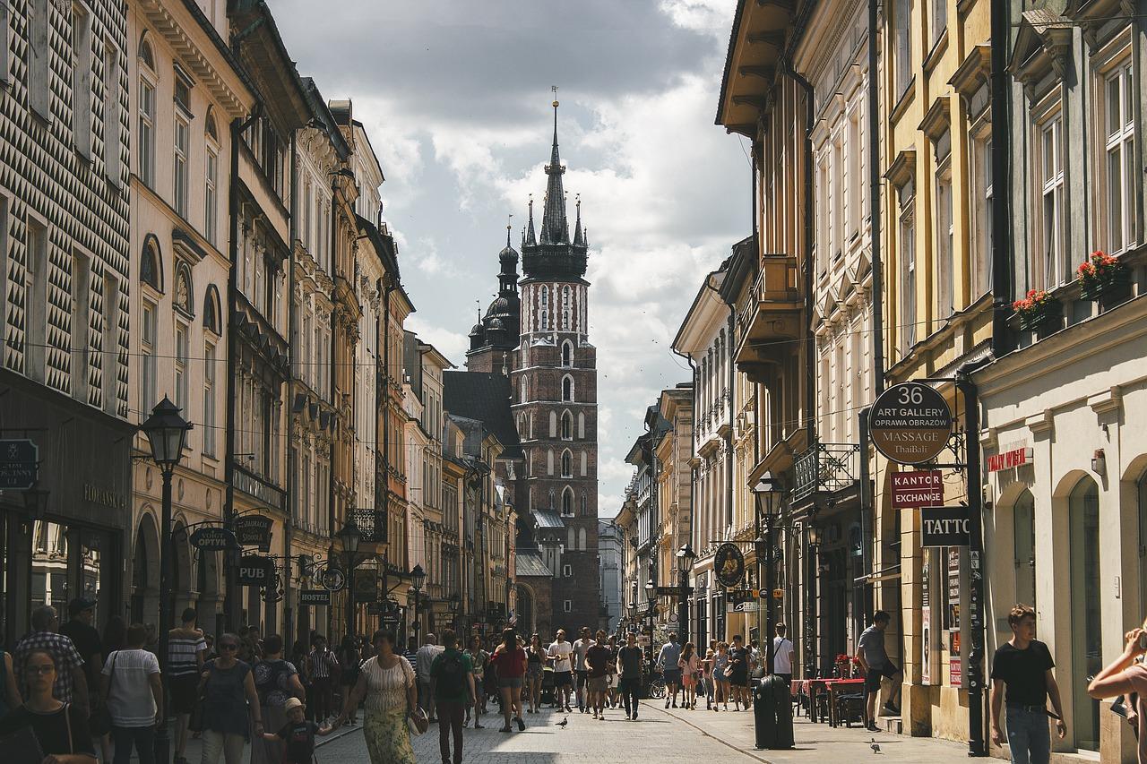 aluguel de carro na Polônia varsovia