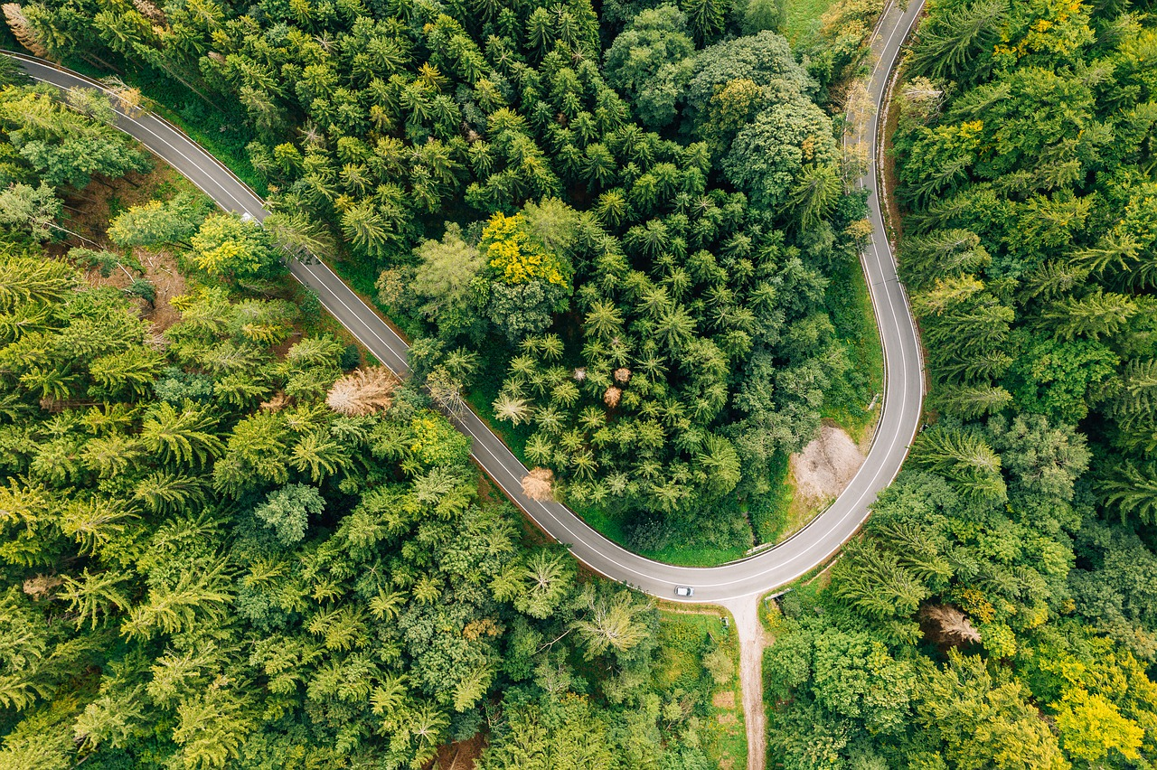 aluguel de carro na Polônia estradas