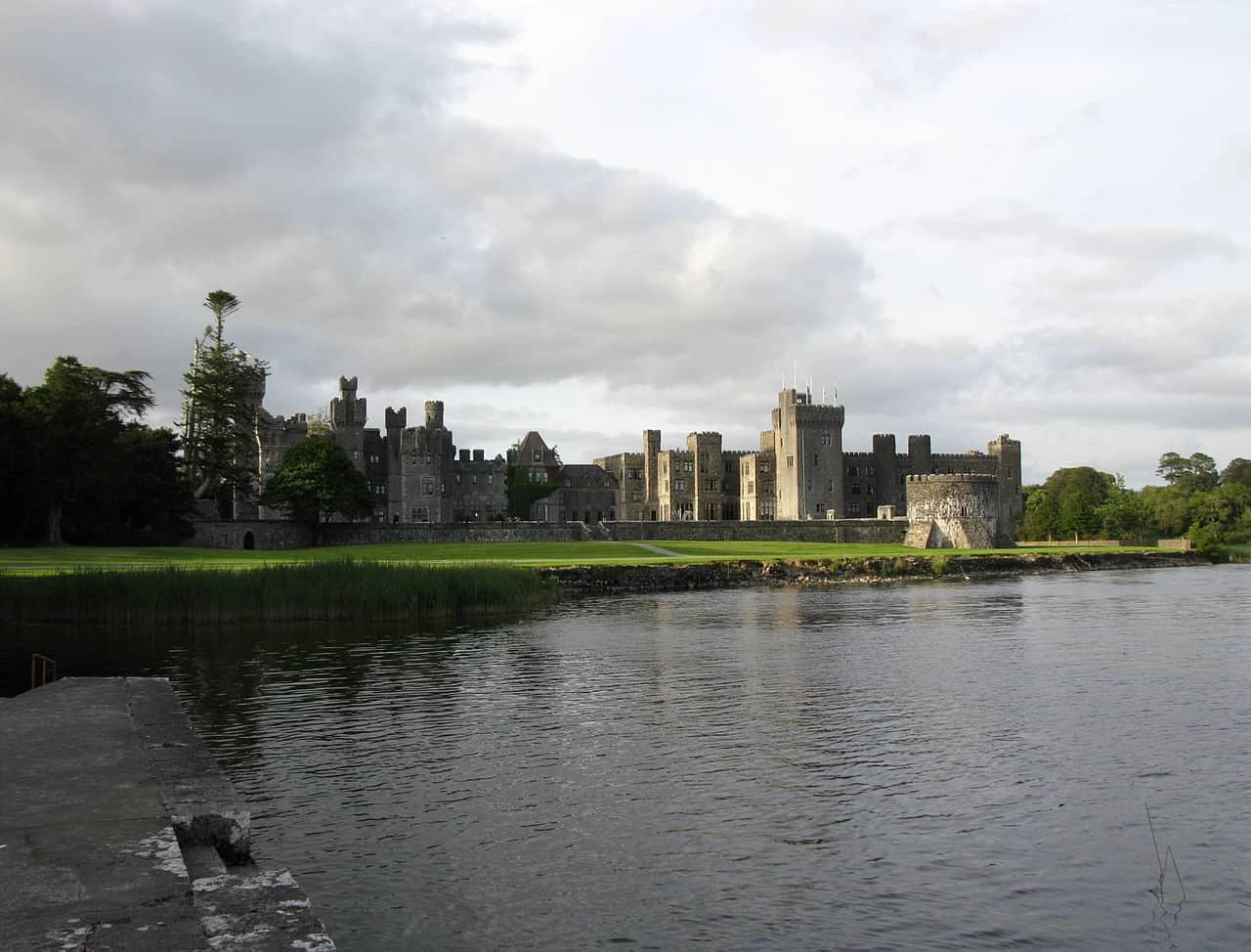 Principais castelos medievais da Irlanda