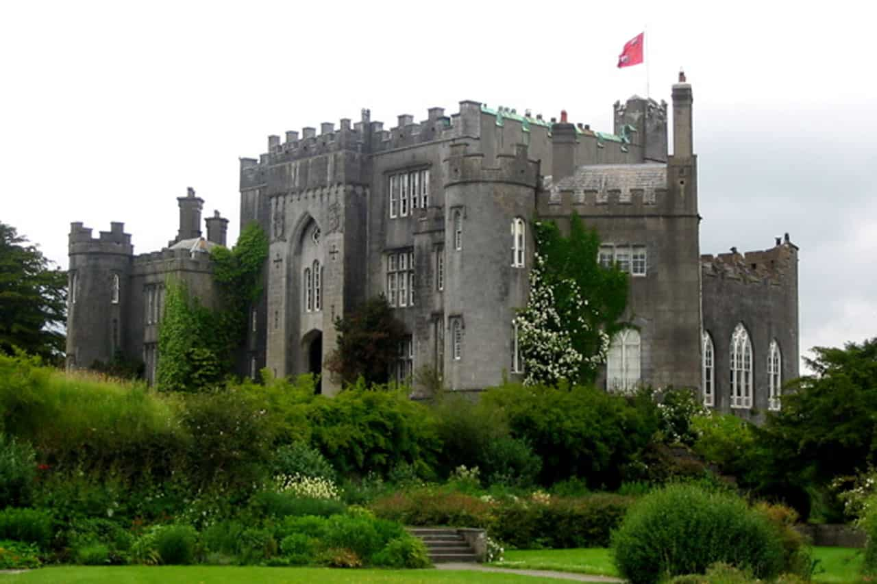 castelo ballycarbery irlanda