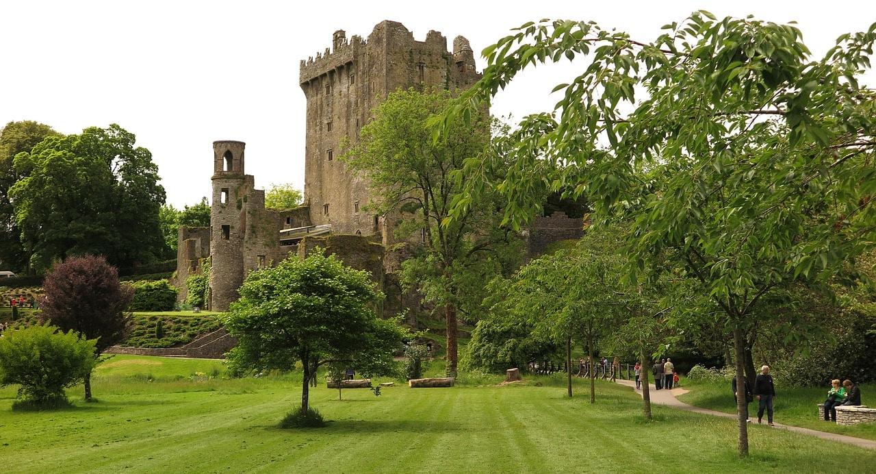 Castelos mais incríveis da irlanda