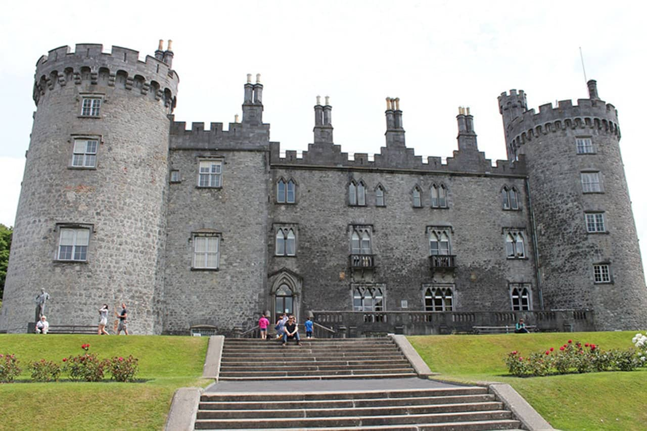 Castelos medievais da irlanda