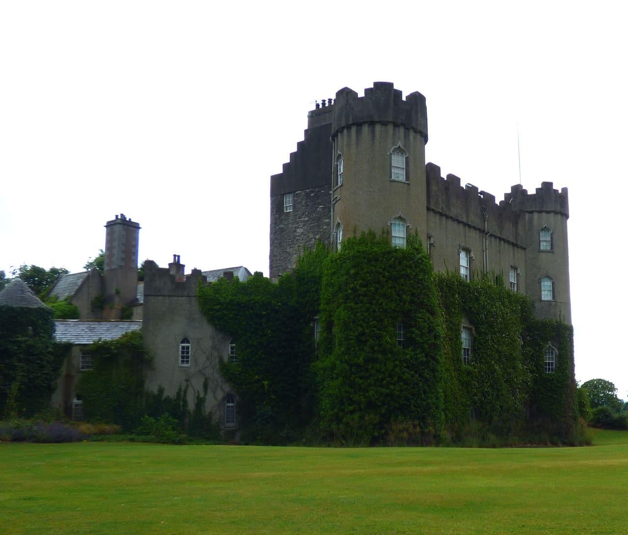 Castelos próximos a Dublin