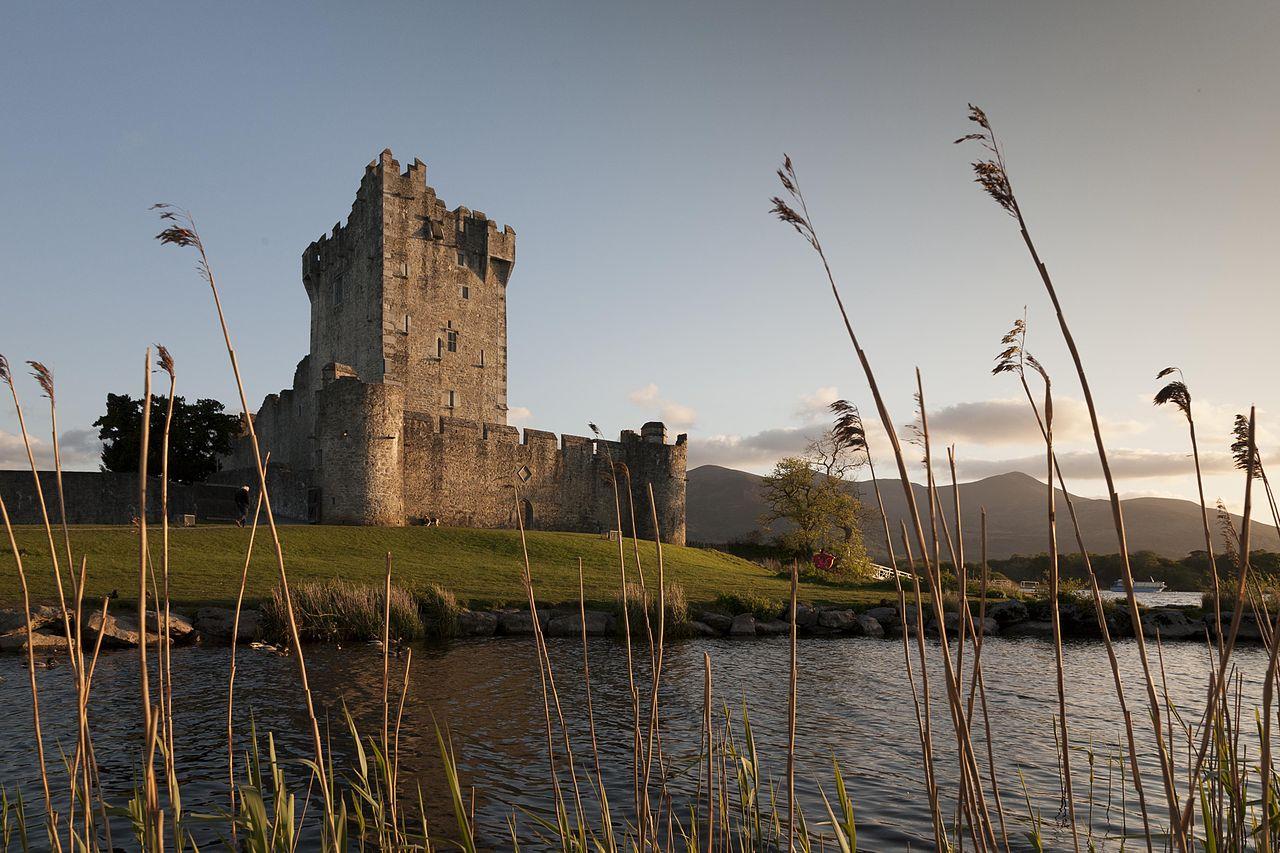 Onde ver castelos na Europa
