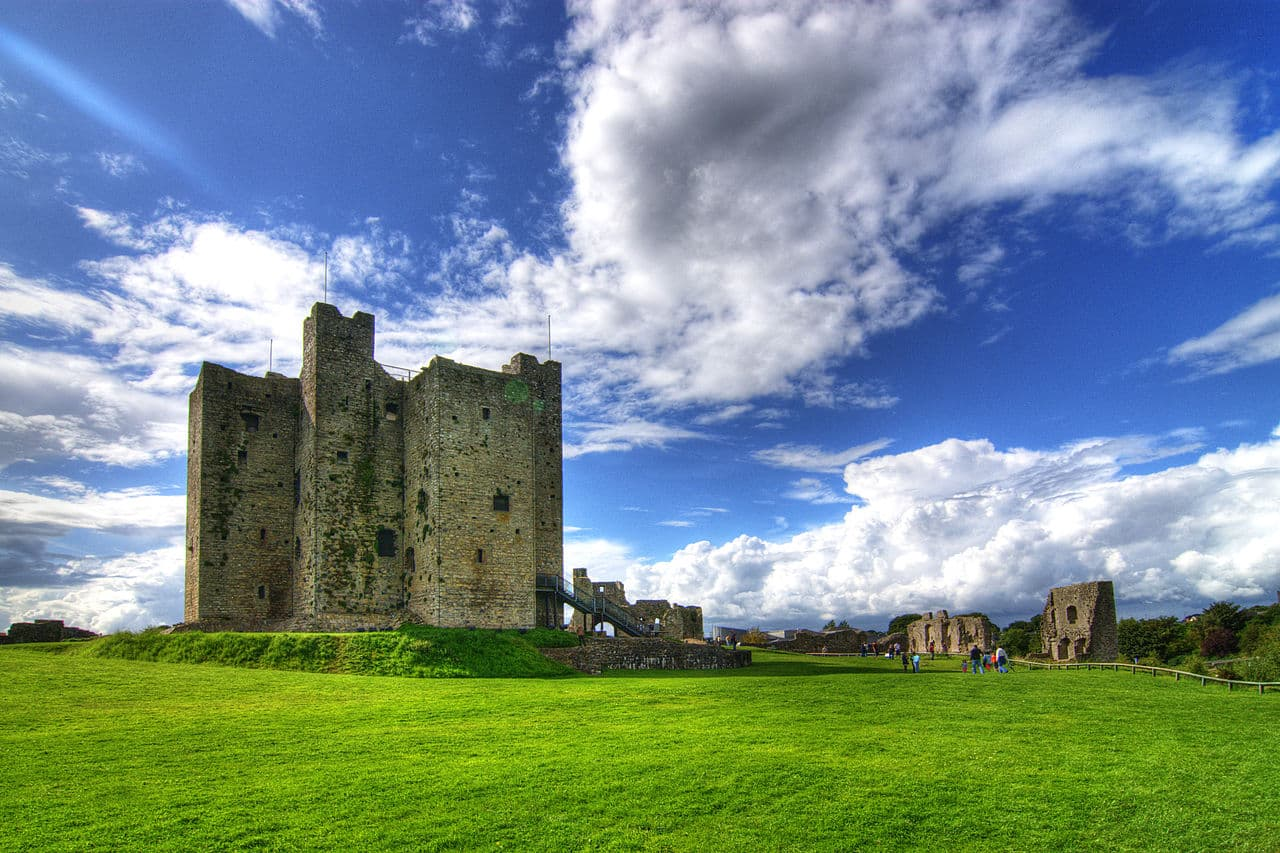 Principais castelos da Irlanda
