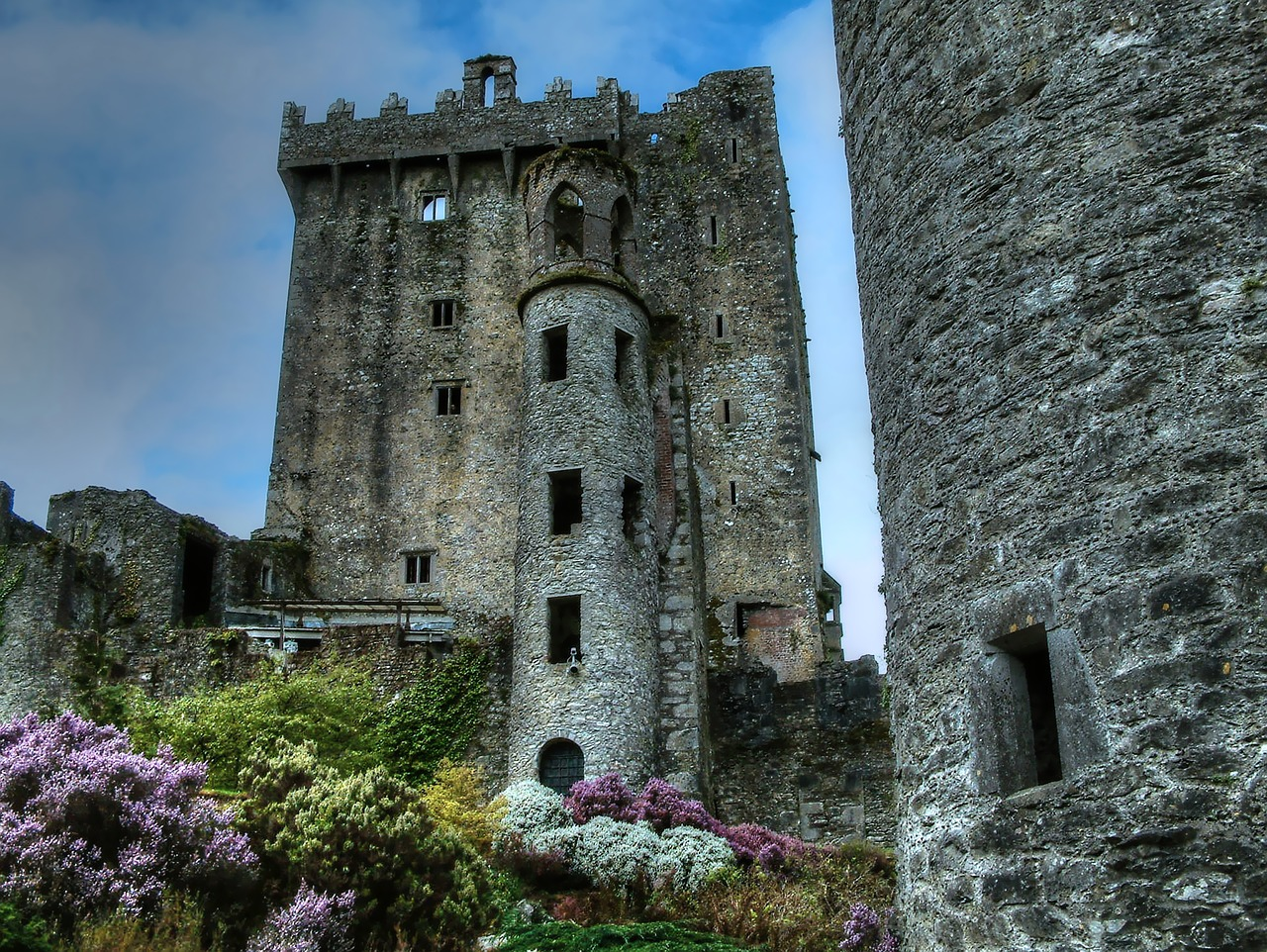 Quantos castelos tem a Irlanda?