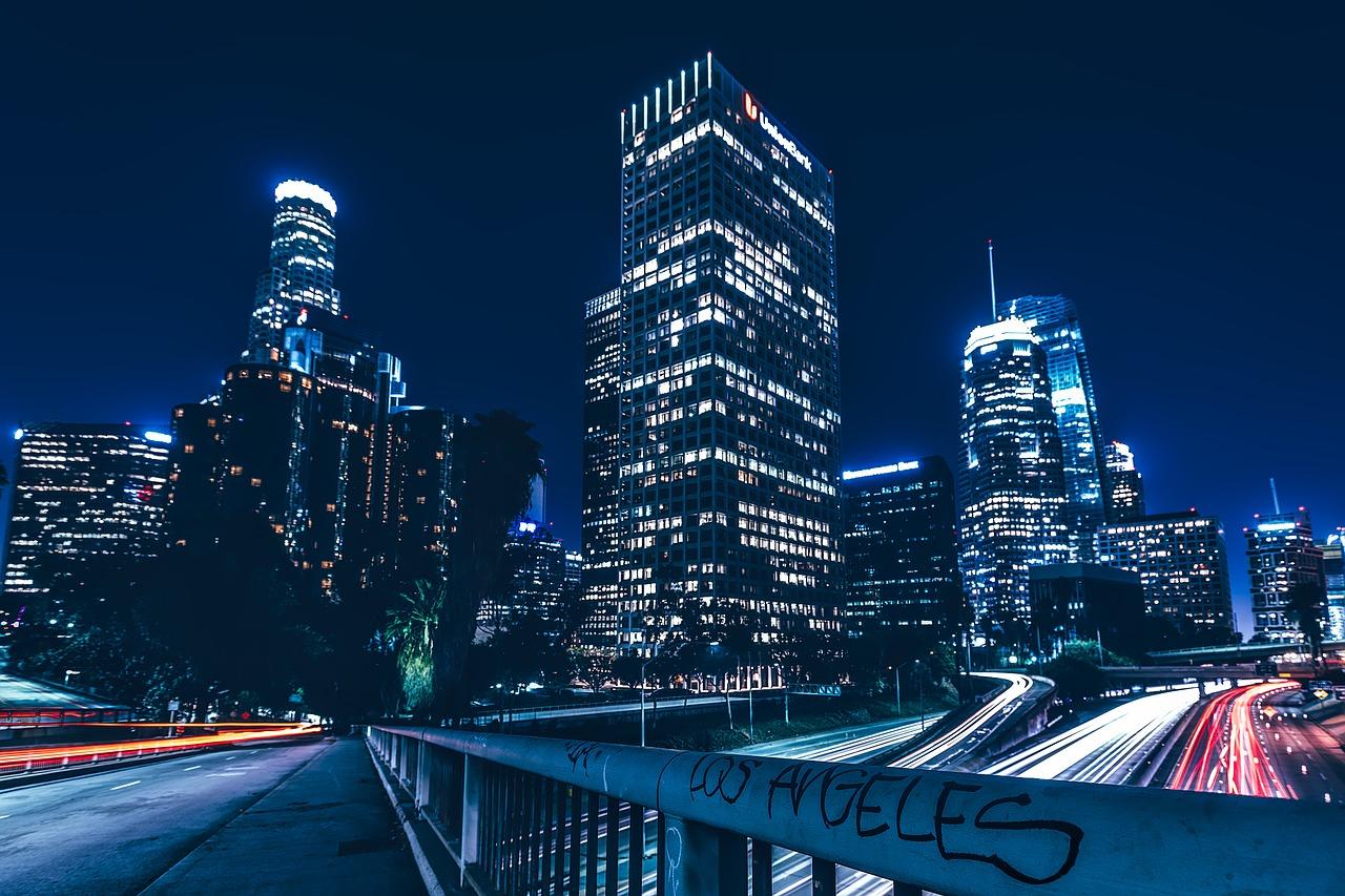 cidades na california