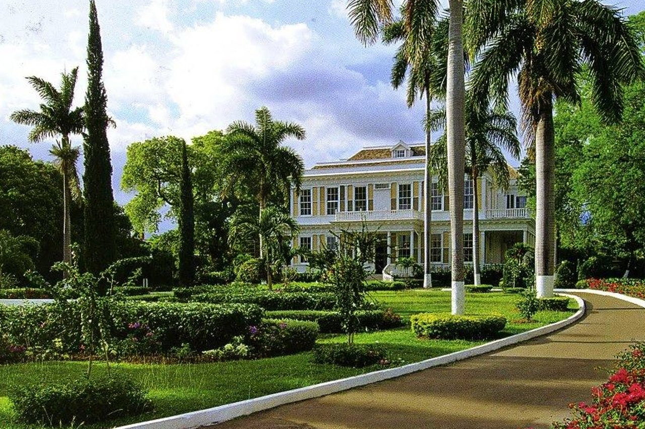 Capital da Jamaica