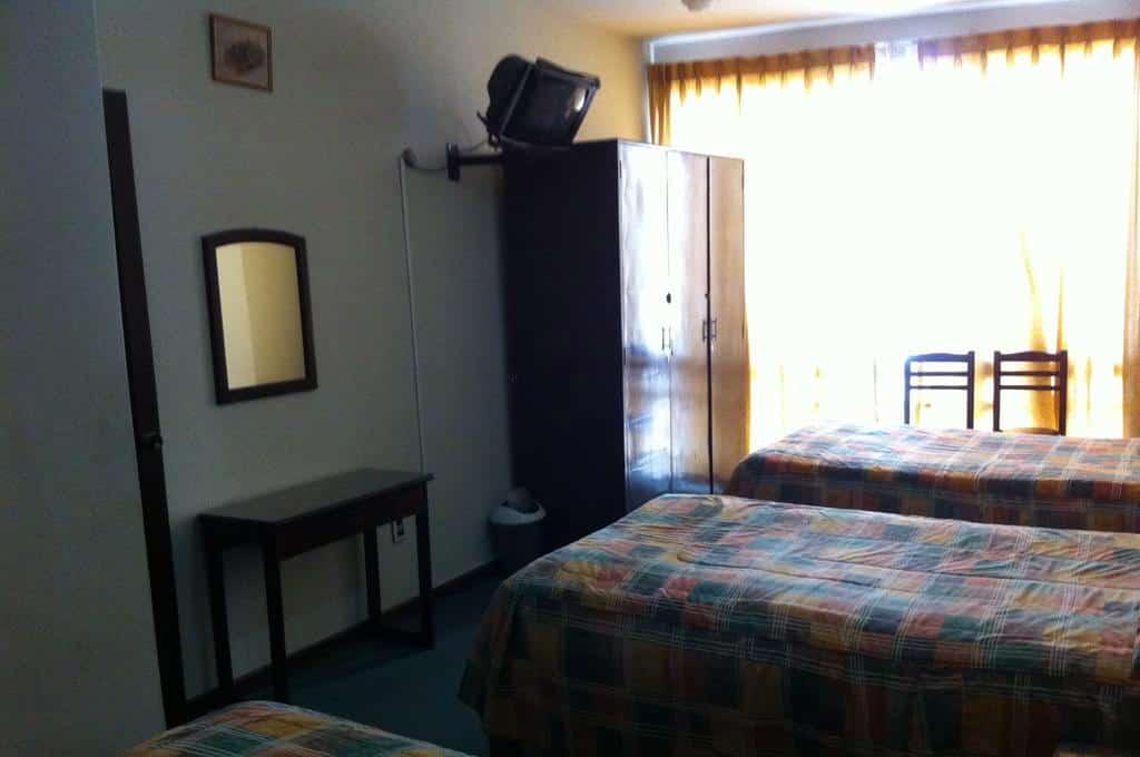 hotel garcilazo la paz