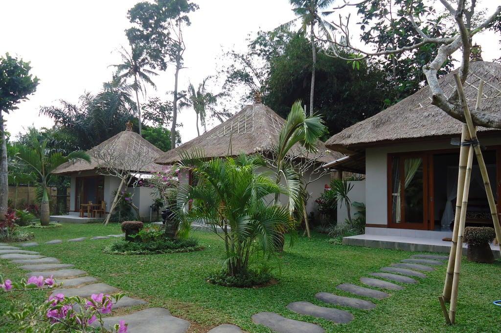 onde ficar em Ubud